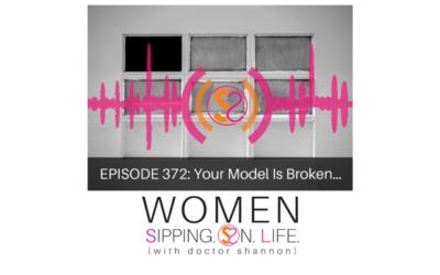 EPISODE 372: Your Model Is Broken…