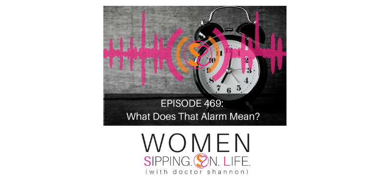 EPISODE 469: What Does That Alarm Mean?