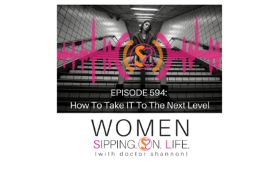 EPISODE 594: How To Take IT To The Next Level