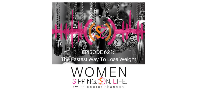 EPISODE 621: The Fastest Way To Lose Weight