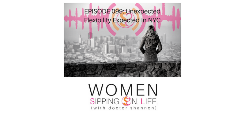 EPISODE 099: Unexpected Flexibility Expected In NYC