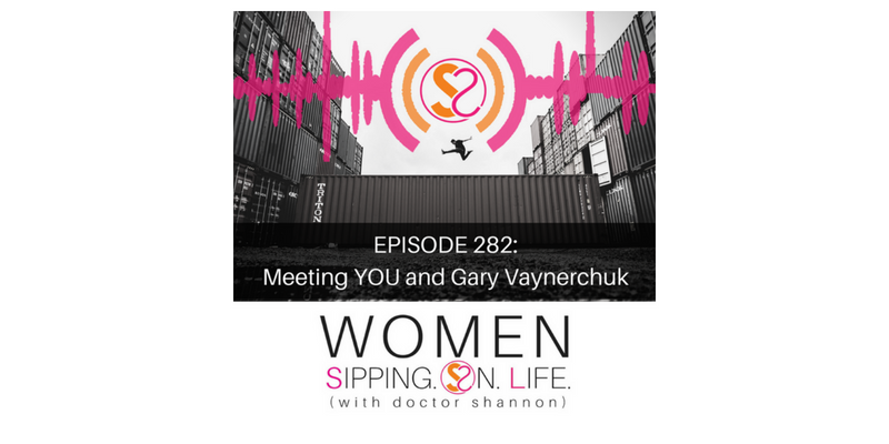 EPISODE 282: Meeting YOU And Gary Vaynerchuk…