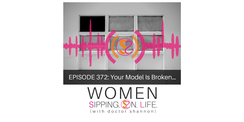 EPISODE 372: Your Model Is Broken…