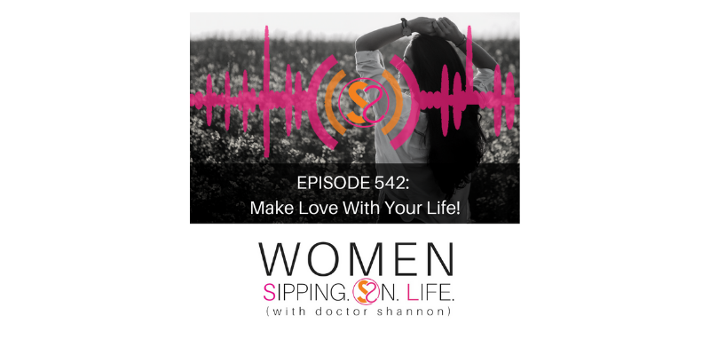 EPISODE 542: Make Love With Your Life!