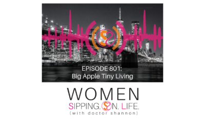 EPISODE 801: Big Apple Tiny Living…