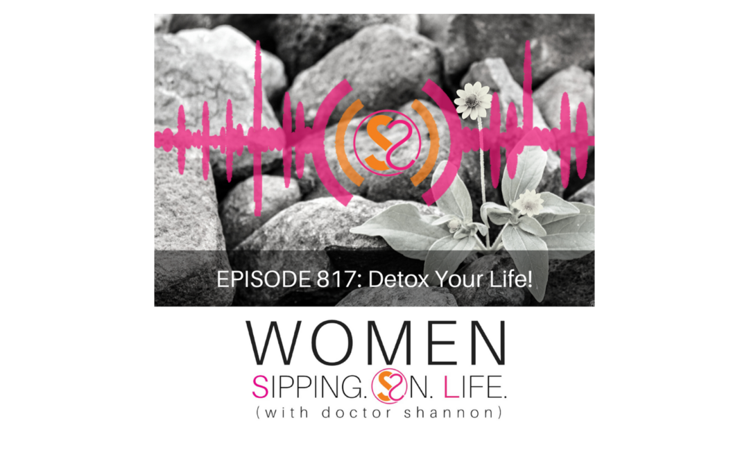 EPISODE 817: Detox Your Life!