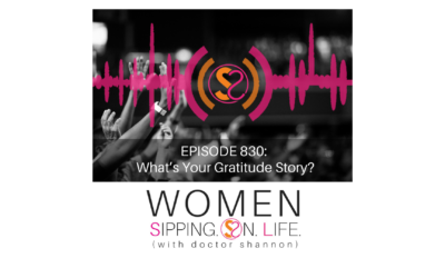 EPISODE 830: What's Your Gratitude Story?