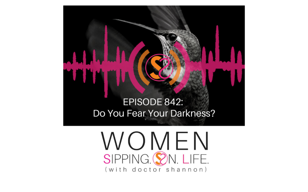 EPISODE 842: Do You Fear Your Darkness?