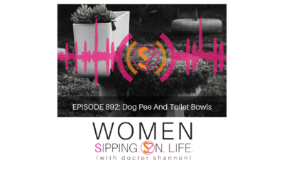 EPISODE 892: Dog Pee And Toilet Bowls