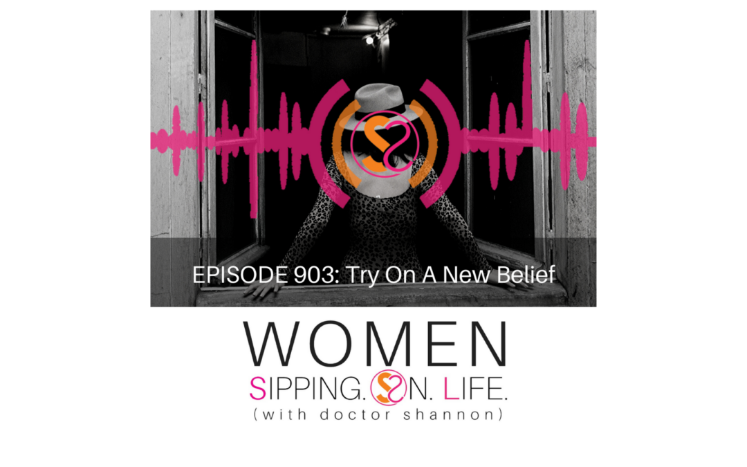 EPISODE 903: Try On A New Belief