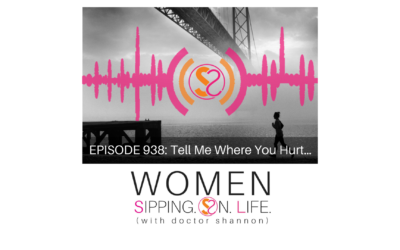 EPISODE 938: Tell Me Where You Hurt…