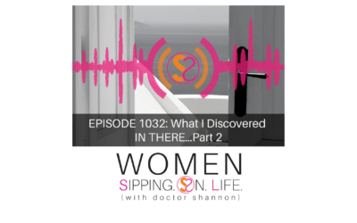 EPISODE 1032: What I Discovered IN THERE…Part 2