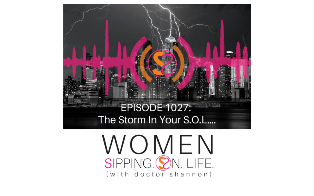 EPISODE 1027: The Storm In Your S.O.L….