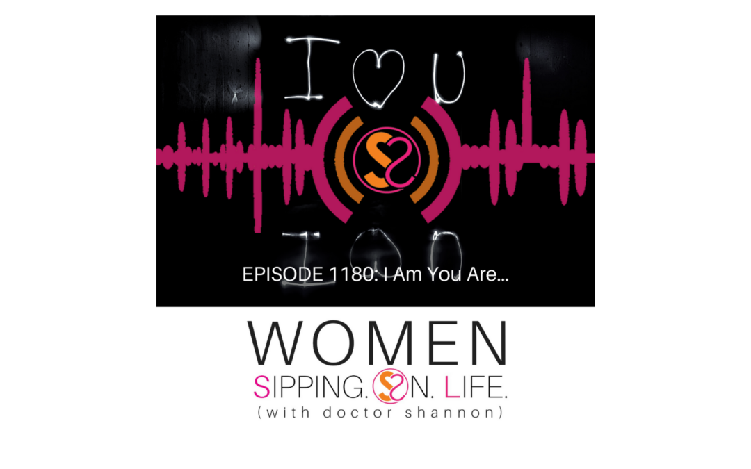 EPISODE 1180: I Am You Are…