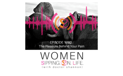 EPISODE 1280: The Pleasure Behind Your Pain